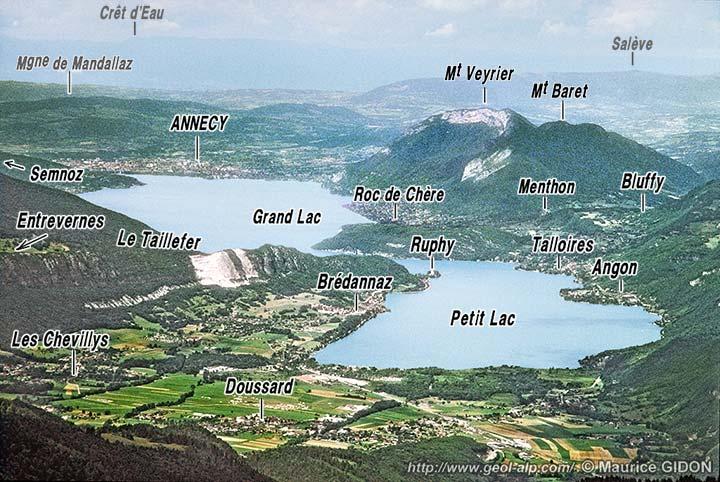 Annecy - Office du tourisme lac d annecy ...