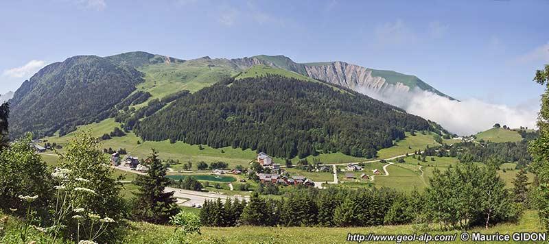 La morte alpe du grand serre brouffier - Office du tourisme alpe du grand serre ...